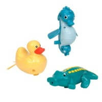Battat: Wind Up Tub Pals - (Set of 3)
