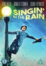 Singin' In The Rain on DVD
