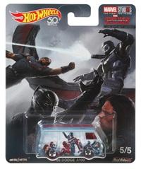 Hot Wheels: Marvel Studios - Civil War ('66 Dodge A100)