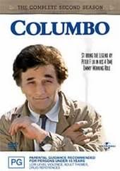 Columbo - Complete Season 2 (4 Disc Box Set) on DVD
