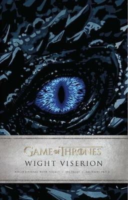 Game of Thrones: Wight Viserion Hardcover Ruled Journal by Insight Editions