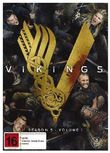 Vikings - Season 5 Volume 1 on DVD