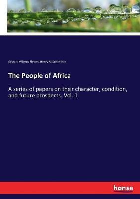 The People of Africa by Edward Wilmot Blyden image