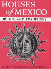 Houses of Mexico by Verna Cook Shipway image