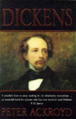 Dickens by Peter Ackroyd image