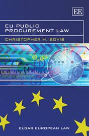 EU Public Procurement Law by Christopher H. Bovis image