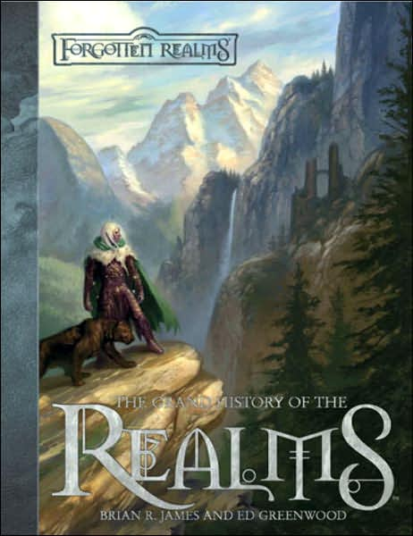 Forgotten realms: The Grand History of the Realms by Ed Greenwood image
