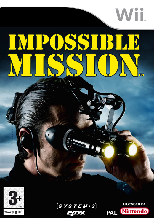 Impossible Mission for Nintendo Wii