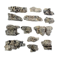 Woodland Scenics Outcropping Ready Rocks
