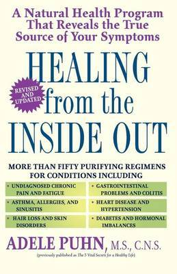 Healing from the Inside Out by Adele Puhn image