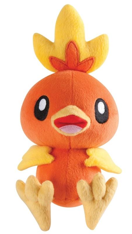 "Pokémon - 8"" Torchic - Basic Plush"