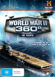 World War II 360: The Pacific DVD