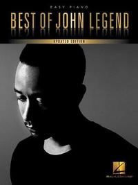 Best Of John Legend - 2017 Edition (Easy Piano) by John Legend image
