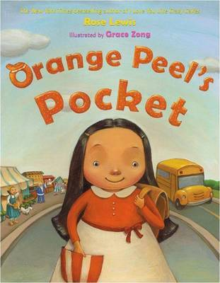 Orange Peel's Pocket by Rose Lewis image