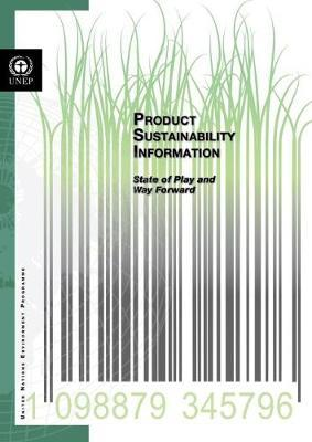 Product sustainability information by United Nations Environment Programme image