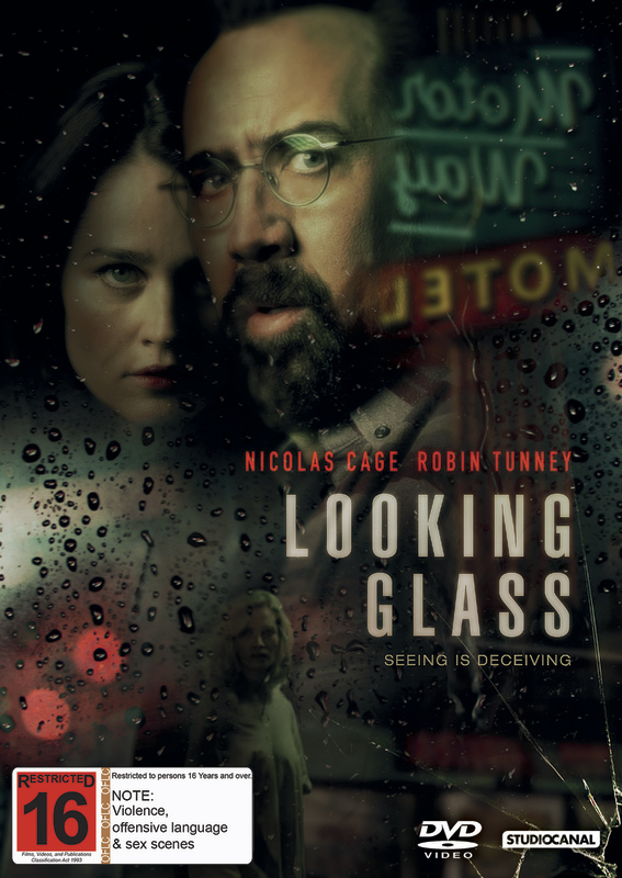 Looking Glass on DVD