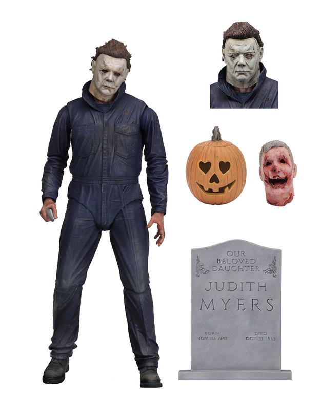 """Halloween (2018): Michael Myers - 7"""" Ultimate Figure"""