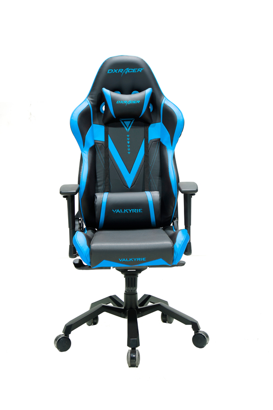 DXRacer Valkyrie Series VB03 Gaming Chair (Blue) for