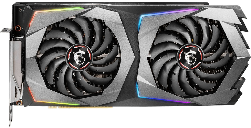 MSI GeForce RTX 2070 Gaming Z 8GB Graphics Card image