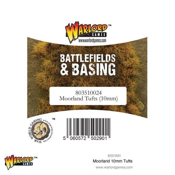 Warlord Scenics Moorland 10mm Tufts