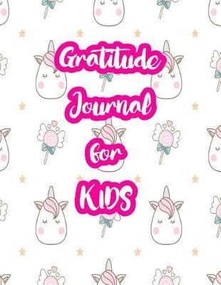 Gratitude Journal for Kids by Kaelyn Ortega