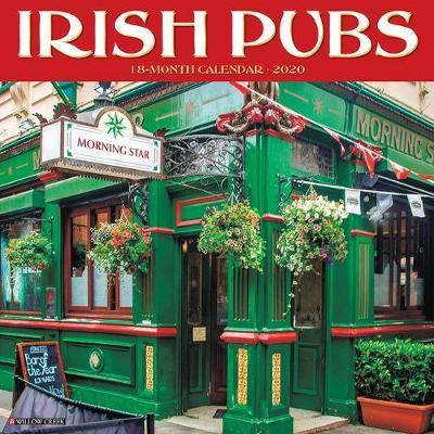 Irish Pubs 2020 Wall Calendar by Willow Creek Press