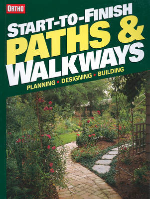 Start-to-Finish: Paths and Walkways by Ortho image