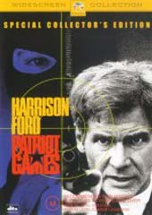 Patriot Games - Special Edition on DVD