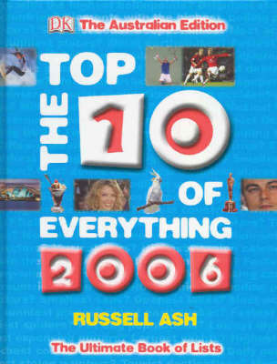 Top Ten of Everything: 2006 by Russell Ash image