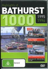 Highlights of Bathurst 1000 - 1995 / 1996 on DVD
