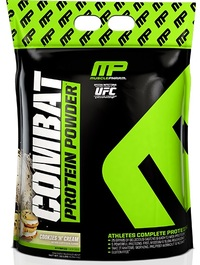 MusclePharm Combat - Cookies & Cream (4.5kg)