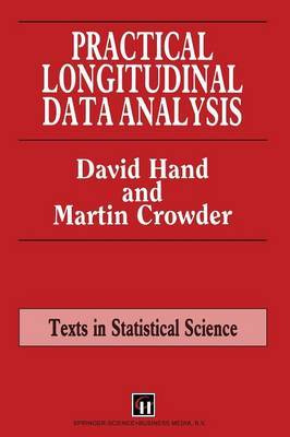 Practical Longitudinal Data Analysis by David J Hand