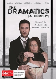 The Dramatics - A Comedy on DVD