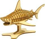 Ki-Gu-Mi: 3D Puzzle - Shark