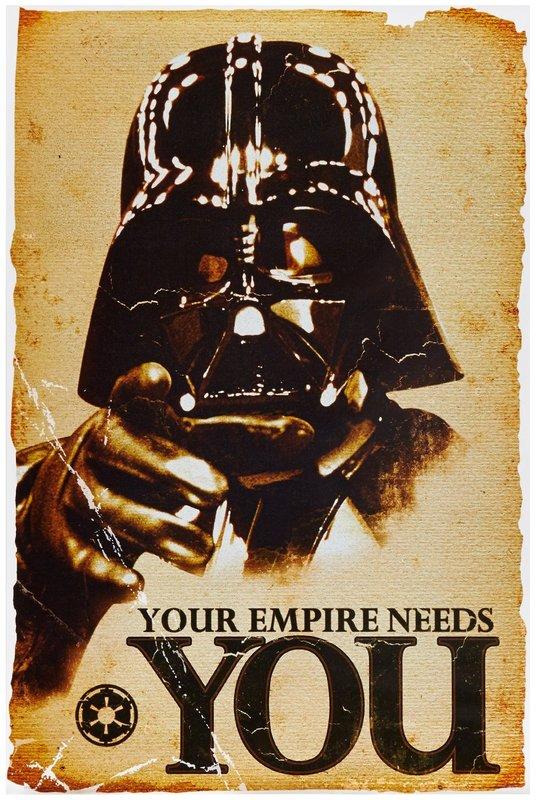 Star Wars Darth Vader Wall Poster (28)