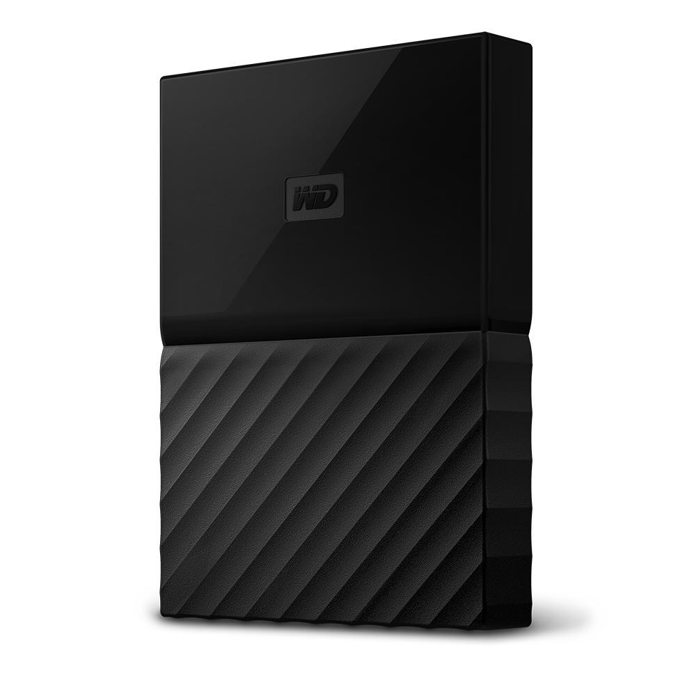 3TB WD My Passport for Mac External HDD image