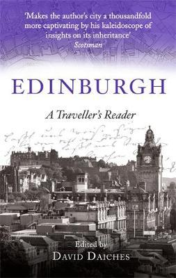 Edinburgh: A Traveller's Reader by David Daiches image