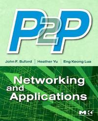 P2P Networking and Applications by John Buford image