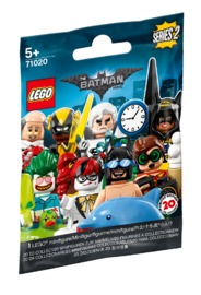 LEGO Minifigures: The LEGO Batman Movie #2 (71020)