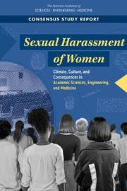 Sexual Harassment of Women by National Academies of Sciences Engineering, and Medicine image