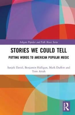 Stories We Could Tell by David Sanjek