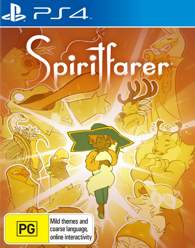 Spiritfarer for PS4