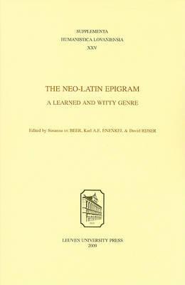 The Neo-Latin Epigram image
