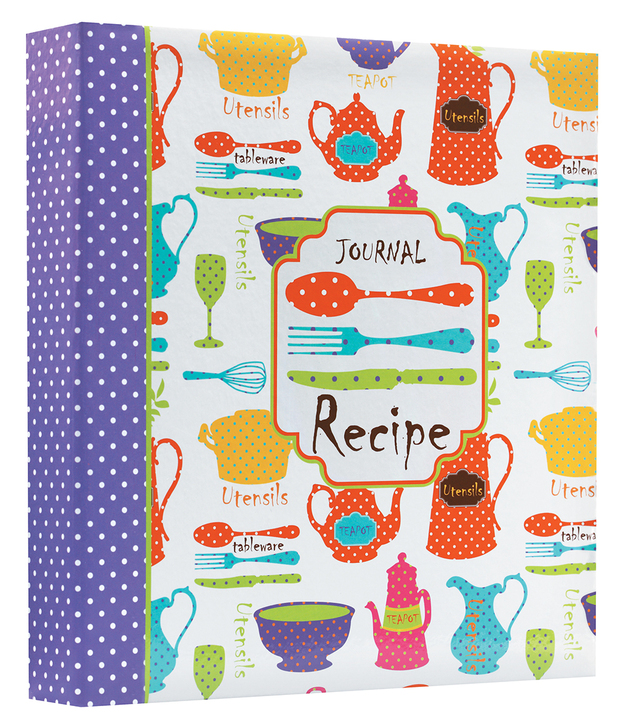 Buy Collins 2 Ring Recipe Book Binder At Mighty Ape Australia