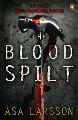 The Blood Spilt by Asa Larsson image