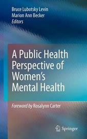 A Public Health Perspective of Women's Mental Health image