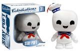Fabrikations: Stay Puft Marshmallow Man Plush Figure