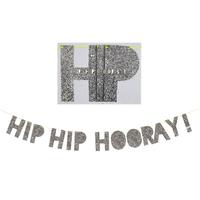 Meri Meri - Hip Hip Hooray Garland