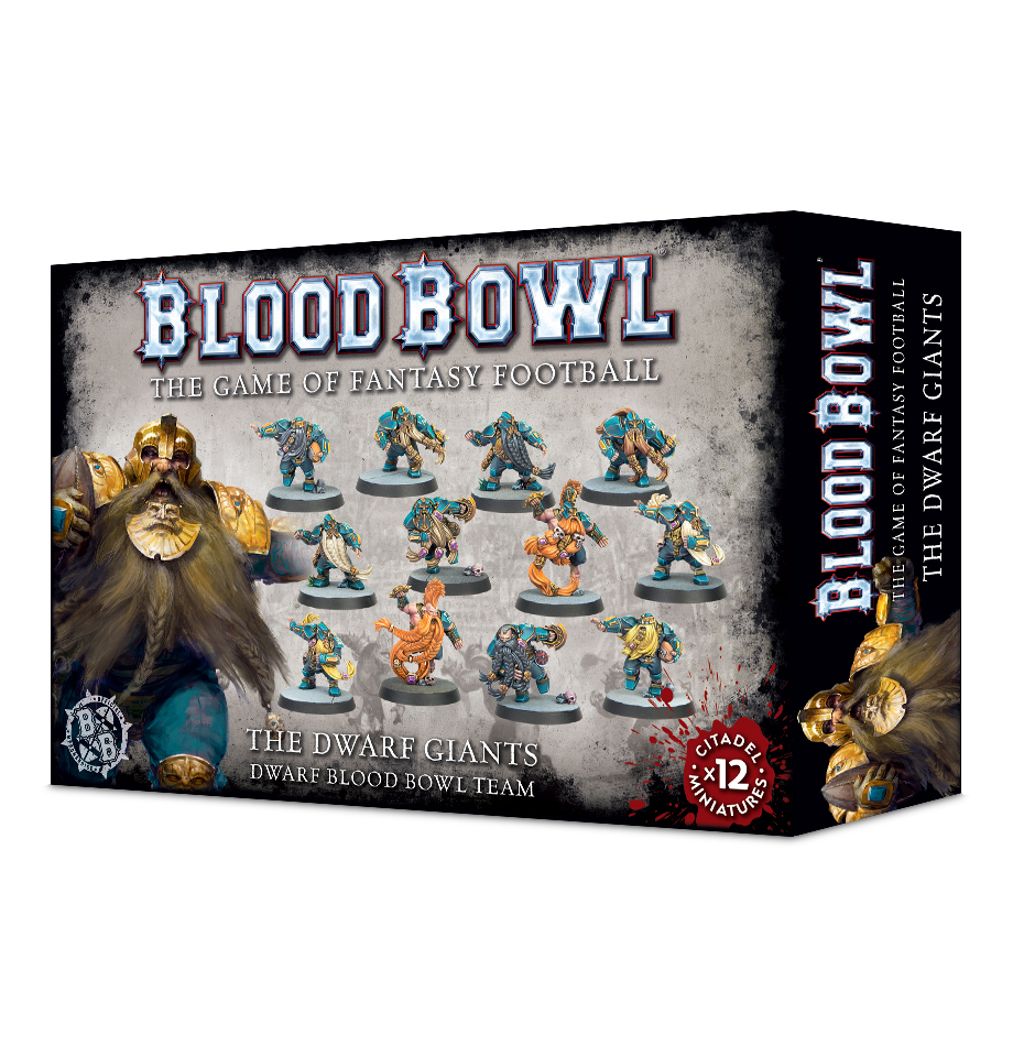 Blood Bowl: The Dwarf Giants image