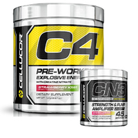 Cellucor C4 Gen4 Pre-Workout - Strawberry Margarita (30 Servings) image